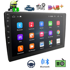 9'' 2 DIN Android 9.1 Car Stereo MP5 Player GPS Navi WiFi Bluetooth FM Radio US