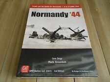 juego wargame - NORMANDY ´44 - D-DAY - GMT - WWII - Precintado - 2nd Edition