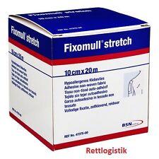 Fixomull stretch 10 cm x 20 m.