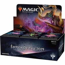 MTG BOITE SCELLEE 36 BOOSTERS CORE SET 2019 (VERSION FRANCAISE)