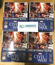 Marvel dice Masters civil War GR feed (90) *esp/it*