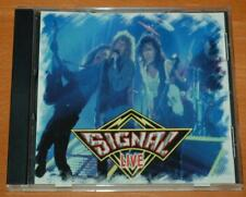 Signal Live - 2000 Canadian Marciefree.com Records CD MMF-41254-00
