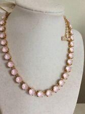 $178 Kate Spade Fancy That Light Pink  Necklace KS 23