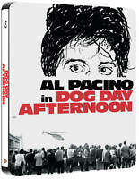 Dog Day Afternoon  Steelbook Limited Edition Blu-Ray ) New/Sealed UK