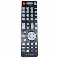 Véritable Sharp LC-40CFF5222E TV Télécommande