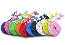 6 Foot Extra Long 8 Pin USB Charger Cable Cord For iPhone X 8 7 6 plus 5S 5