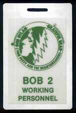BOB DYLAN REPRO 1986 TOUR CONCERT WORKING PERSONNEL BACKSTAGE CREW PASS