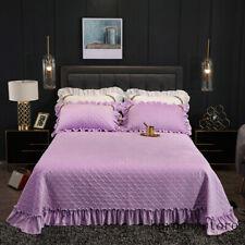 Quilte Bedspread Coverlet Comforter Bedding Set Cover Pilowcase Bed Sheet 2020