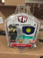 Tube Heroes Antvenom Pack Figure For Minecraft Players