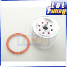 Reusable Oil Filter Aluminium 30 Micron Washable Stainless Steel Mesh Filter 74