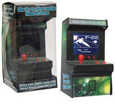 """Retro Mini Arcade Machine 80's 200 Games 8 bit Portable 2.8"""" Screen Video games"""