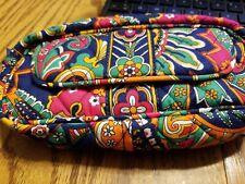 Vera bradley Make Up Bag- Venetion Paisley Nwot