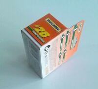 TESTAROSSA FERRARI MATCHBOX NUMB 20  1/64 APPROX NEW IN THE BOX QUICK POST