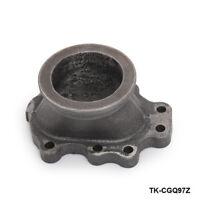 """Cast Iron GT25 GT28 T25 T28 Dump Flange Exhaust Conversion Kit 2.5"""" 63mm"""