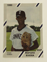 MARIANO RIVERA ROOKIE #17 and 1990 Tampa Yankees Diamond TEAM SET