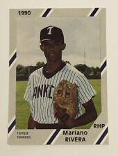 MARIANO RIVERA ROOKIE #17 and 1990 Tampa Yankees Diamond TEAM SET