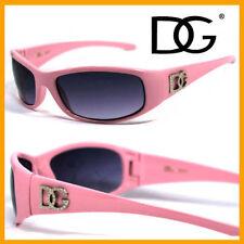 Lunettes de soleil rose pour femme, de 100% UV400