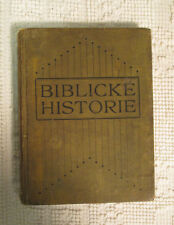 1919? Antique Slovakian Stories of the Bible HB