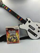Guitar Hero World Tour (Nintendo Wii ) Guitar & Game