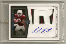 Andre Roberts Auto/Autograph 3-color Rookie Jersey card /99  Nat. Tres.  nice