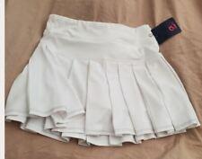 Girls Gap Fit  pleated white Skort XXL (16)
