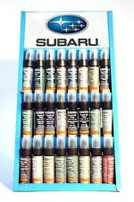 Genuine Subaru Winter Green Metallic touch up paint (code 444)  part# J3610AS130
