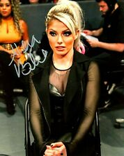 WWE ALEXA BLISS HAND SIGNED AUTOGRAPHED 8X10 PHOTO WITH PROOF AND COA BLISS 8