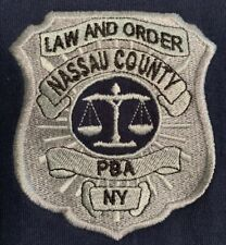 NCPD Nassau County Police Department Long Island Polo Shirt PBA NY 2XL NEW NYPD