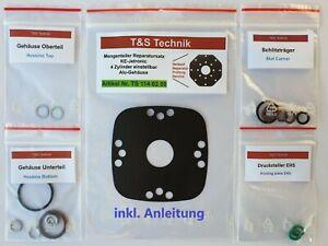 0438101036 MERCEDES-BENZ 190 E  Mengenteiler Dichtsatz KE-Jetronik Reparatursatz