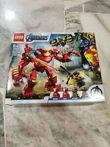 LEGO 76164  Marvel Avengers Hulkbuster versus A.I.M Agent
