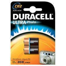 2x Batterie Lithium Photo Cr2 3v 30480 Duracell Ultra