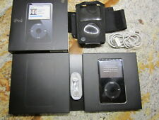 Apple iPod Classic, CD, Original box! Near 80 Country songs! Beautiful condition