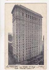 Empire Building New York USA 1906 Postcard 131b