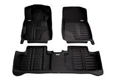 TuxMat Custom-fit 3D Car Floor Mats for Hyundai Sonata 2015-2017 Models