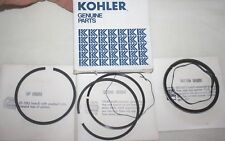 Kohler Piston Ring Set 232577, NOS, Fits many K161 and K181, .020 over sized