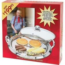 Chef's Secret Griddle Pan