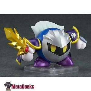 Good Smile Company Kirby Nendoroid Action Figure 669 Meta Knight (new)