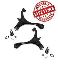 Front Left & Right Control Arms with Lower Ball Joints for Honda Civic 2001-2005