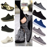 Trainers Running Gym Fitness Lightweight Walking Men's Women's Unisex Shoes RJ14