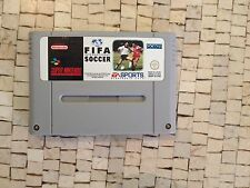 FIFA INTERNATIONAL SOCCER SUPER NINTENDO