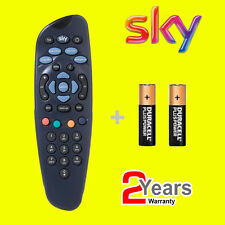 Original Genuine Replacement Remote Control Sky Digital & TV Sky SKY100 Black