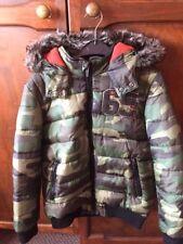 George Hooded Puffa Boys' Coats, Jackets & Snowsuits (2-16 Years)