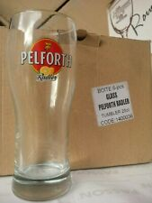 6 verres bière PELFORTH RADLER