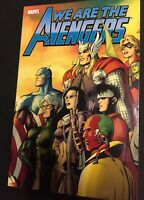 WE ARE THE AVENGERS - Marvel Comics - Trade Paperback TPB