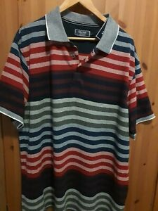 Maine New England - Classic Polo Top - Mens Size Large