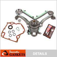 03-08 Dodge Dakota Durango Ram Jeep 4.7L SOHC Timing Chain Kit+Cover Gasket NGC