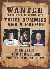 JOHN VALBY - OTTO & GEORGE - PRETTY PAUL PARSONS - NEW DVD