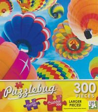 Puzzlebug BALLOONS IN SKY Jigsaw Puzzle 300 pieces (18.25 in x 11 in Completed)