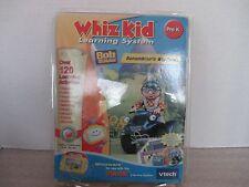 VTECH~WHIZ KID Learning System~BOB the BUILDER SCRAMBLER's BIG DAY~Pre K~NEW