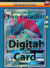 1x Zoroark GX Full Art Pokemon TCG Online ! Sent Almost Instant ! Digital Card !